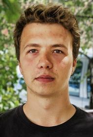 Протасевич занимался маршрутами передвижения людей на протестах в Белоруссии
