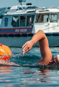 Третий экологический заплыв «За чистый Байкал» состоялся в Слюдянском районе