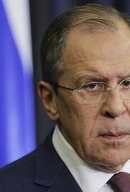 Лавров назвал «позорной» позицию Запада по Крыму