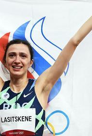 Мария Ласицкене не может получить визу в США на этап «Бриллиантовой лиги»
