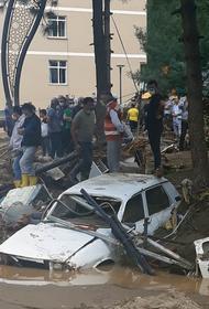 Эрдоган объявил три провинции на севере Турции зоной стихийного бедствия