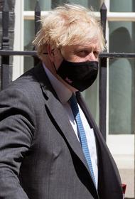 Премьер Великобритании Джонсон заявил, что идея военного решения ситуации в Афганистане не рассматривается