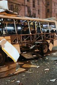 Количество жертв взрыва в автобусе в Воронеже увеличилось до двух