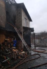 В Подмосковье при пожаре сильные ожоги получил  член-корреспондент РАН Зотиков, его младшая дочь погибла