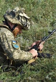 Украинский снайпер об устаревшем оружии ВСУ в Донбассе: «Страшно этим воевать»