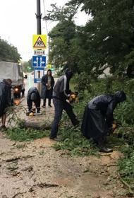 В Керчи нарушена работа системы канализации из-за подтопления центральной канализационной станции