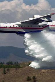Трагедия в небе Турции типична для тяжелых пожарных самолетов