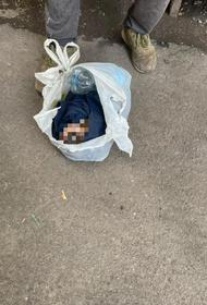 В Москве задержана и арестована женщина, выбросившая новорождённого ребёнка в мусорный бак