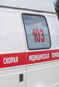 Два человека пострадали при взрыве газа в пятиэтажном доме в Симферополе