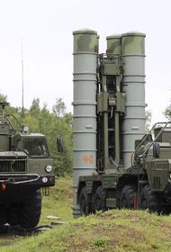 На Дальнем Востоке расчёты ЗРК С-400 отразили воздушное нападение условного противника