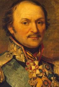 Основатель Новочеркасска атаман Матвей Платов участвовал во всех войнах Российской империи конца 18 - начала 19 веков