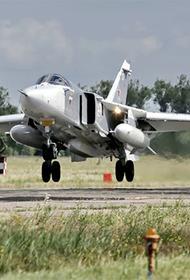 Королевские ВВС Великобритании заявили о перехвате российского Су-24 у побережья Румынии