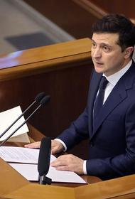 Киевский политолог Бортник: Зеленского могут убрать с поста президента Украины по «армянскому сценарию»