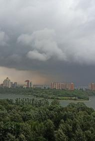 В Москве и Подмосковье объявили «оранжевый» уровень погодной опасности до утра четверга