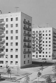 Пора вспомнить советский опыт бесплатного социального жилья