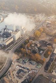В Челябинске произошел выброс сероводорода