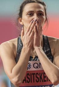 Менеджер Марии Ласицкене сообщила, что олимпийской чемпионке не  дали американскую визу для участия в турнире в США