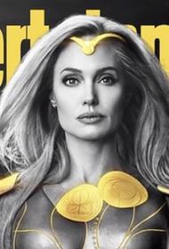Появились новые кадры фильма «Вечные» с Анджелиной Джоли