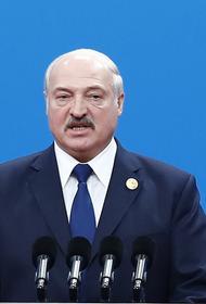 Лукашенко заявил, что западные страны никогда не прекратят давление на Белоруссию
