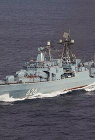 El Pais: МИД Испании не разрешил зайти в порт Сеута двум кораблям ВМФ России