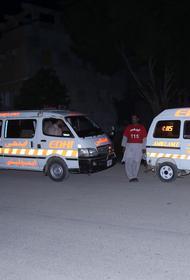 При нападении террориста-смертника на автоколонну в Пакистане погибли двое детей