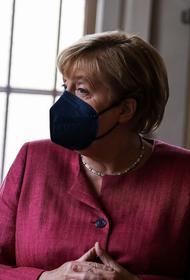Эксперт Камкин, комментируя слова Меркель о новом канцлере Германии: «Пытается» «вытащить» Лашета»