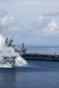 Sohu: российские гиперзвуковые «Цирконы» могут потопить целый остров, не говоря уже об американском авианосце