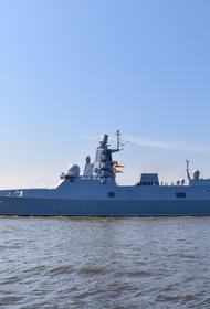 Проходит испытания фрегат проекта 22350 «Адмирал Головко», ещё три на подходе