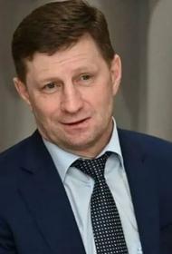 Сергей Фургал оценил отстранение своего cына на выборах: это не последняя его кампания