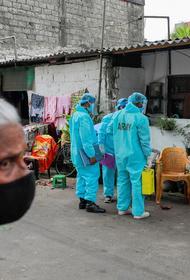Министра здравоохранения Шри-Ланки сняли с должности из-за «волшебных зелий»