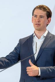 Канцлер Австрии Курц выступил против приема беженцев из Афганистана