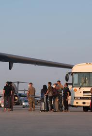 В ходе давки у аэропорта Кабула погибли семь человек