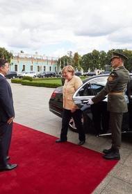 Зеленский выдвинул Меркель список своих «хотелок»