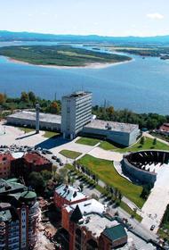 Хабаровский край – форпост России на Дальнем Востоке