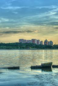Частный самолет-амфибия упал в Москву-реку недалеко от Коломны