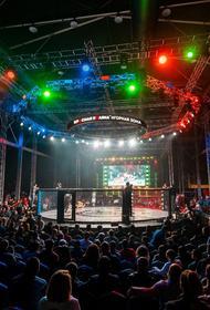 В игорной зоне «Красная Поляна» пройдёт турнир AMC FIGHT NIGHTS