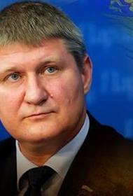 Депутат Шеремет сравнил ситуацию вокруг Крыма с художественной гимнастикой