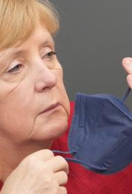 Канцлер ФРГ Меркель заявила о возможном превращении Афганистана в очаг терроризма после вывода войск НАТО