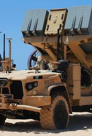 Американские морпехи испытали новейший роботизированный ракетный комплекс