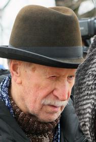 90-летний актер Иван Краско попал в реанимацию с инсультом