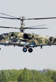Sohu: российский вертолет «Аллигатор» с новейшей ракетой «Изделие 305Э» станет угрозой для любых танков НАТО