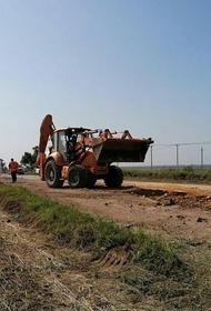 Дорожники Приморья приступили к ремонту трассы Михайловка–Турий Рог