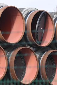 Глава Восточного комитета экономики ФРГ Гермес заявил, что газопровод «Северный поток - 2» является проектом будущего