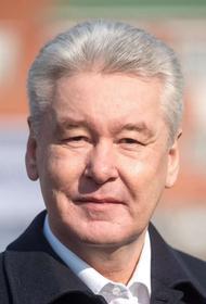 Собянин рассказал о планах развития ТПУ «Выхино»