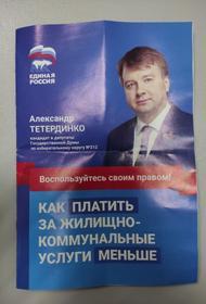 Самый богатый петербургский депутат-единоросс учит россиян экономить