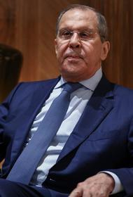 Глава МИД Лавров обсудил по телефону с коллегой из Ирана ситуацию в Афганистане