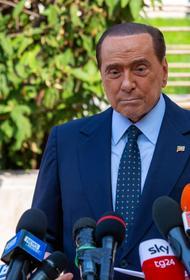 Берлускони попал в больницу