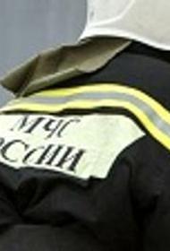 В Новой Москве загорелось двухэтажное общежитие