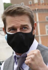 Актера Тома Круза ограбили на съемках фильма «Миссия невыполнима – 7» в Бирмингеме