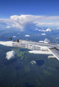 Telegram-канал «112» сообщил, что в Перми разбился бомбардировщик Су-24